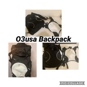 O3usa Diaper Bag Backpack